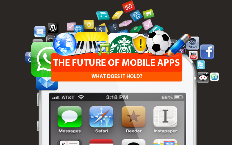 The Future Of Mobile Apps – What Does It Hold
