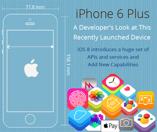 iPhone 6 Plus - a Developer's Look at This Recently Launched Device-1