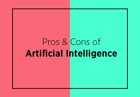 pros Cons of AI