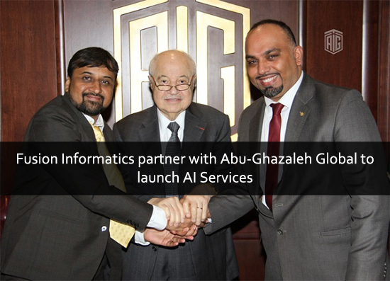 Fusion Informatics partner with Jordan-based Company to launch Artificial Intelligence Development services