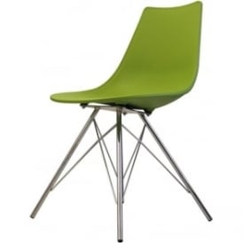 modern green dining chairs barber used iconic