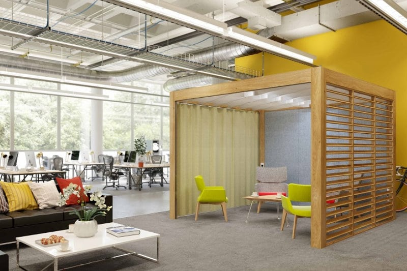 Office Pods  Fusion Office Design