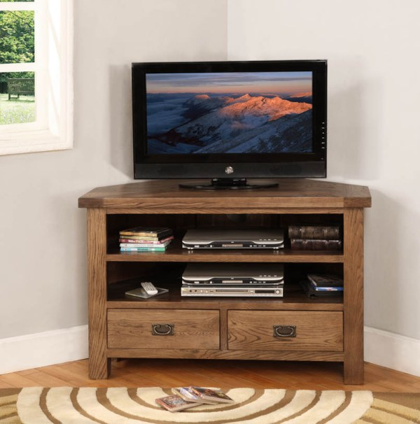 Corner TV Stands and Cabinets