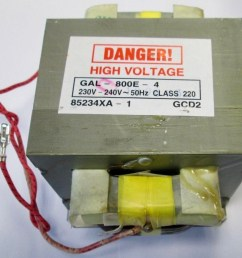 image 41 galanz gal 800e 4 microwave oven transformer source supplier  [ 1047 x 938 Pixel ]