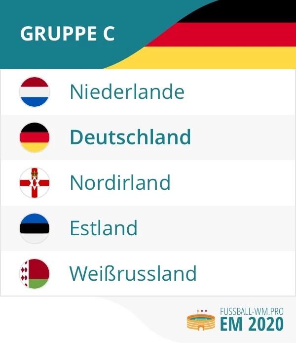 Relegation, gruppe 1 · gruppe 2 · gruppe 3 · gruppe 4. Deutschland Em Quali 2020 Spielplan Quoten Em Qualifikation
