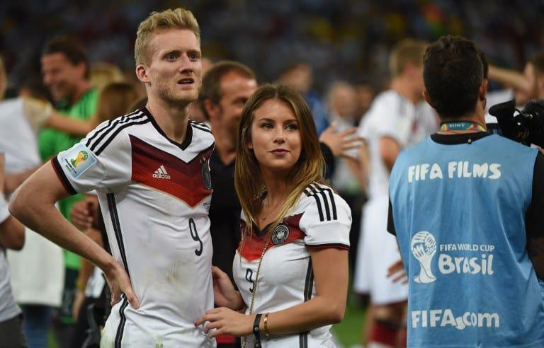 Spielerfrauen der Nationalspieler  deutschen