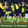 Dortmund Vs Atalanta Europa League Match Report