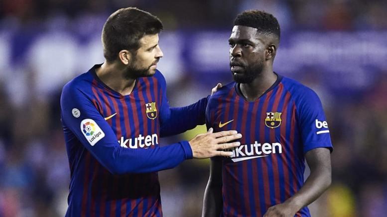 Zweifel Bei Umtiti Holt Barça Einen Neuen Innenverteidiger In Der