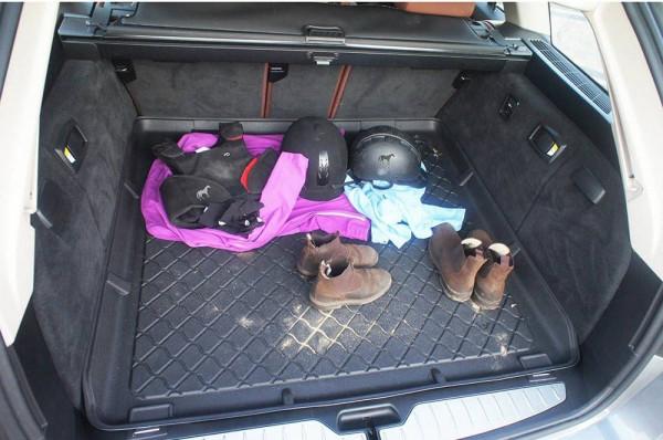kofferraumwanne aus antirutsch plastik