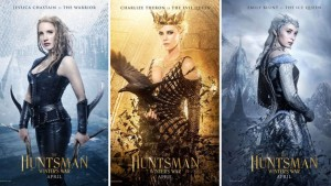 The huntsman: the ladys