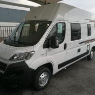 Nuovi arrivi camper e caravan a Bergamo  Fustinoni Sport