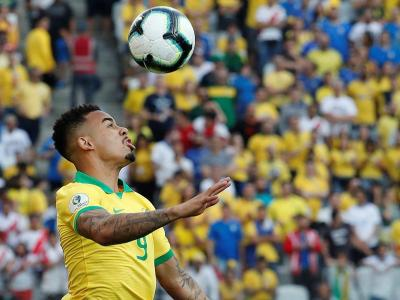 Image result for Brazil's Gabriel Jesus slapped with two-month ban