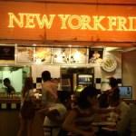 フライドポテトが1984年の価格に~New York Fries~