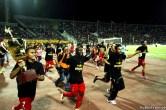Los aurirrojos (DANZ) vencieron al Real Esppor y se alzaron con el título del Torneo Apertura 2012, alcanzando el doblete, luego de conseguir a mitad de semana proclamarse campeones de la Copa Venezuela