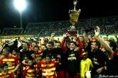 El DANZ celebra la victoria del Torneo Apertura 2012