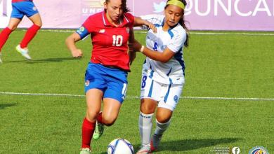 Photo of Sub 20 Femenina golea a El Salvador en premundial