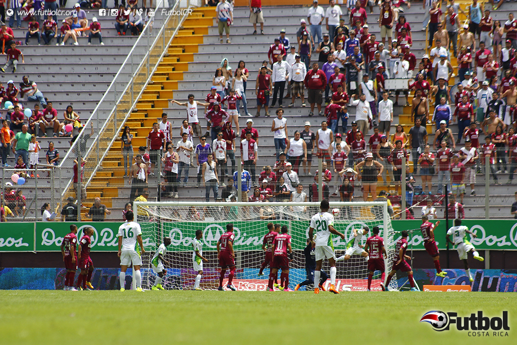 Los morados quedarán a la espera de la resolución de UNAFUT para definir la fecha y hora del juego. Foto: Steban Castro - Archivo