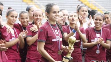 Photo of Saprissa reina en el futbol femenino