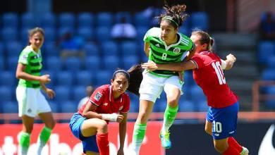 Photo of Selección Femenina Sub 17 cae goleada ante México
