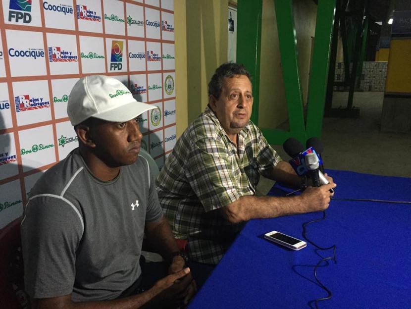 Leonardo Moreira será el entrenador de la A.D. San Carlos los restantes cinco juegos del Invierno. Foto: Dennis Segura Castro