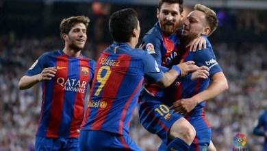 Photo of Barcelona silenció el Bernabéu con exhibición de Messi y un Navas sobresaliente