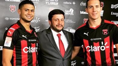 Photo of Alajuelense presentó dos nuevas incorporaciones