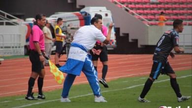 Photo of Walter Centeno: «Grecia no juega como en segunda, el fútbol está lleno de riesgos»