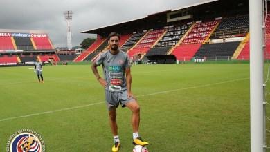 """Photo of Bryan Ruiz: """"Nunca cierro puertas en Costa Rica"""""""
