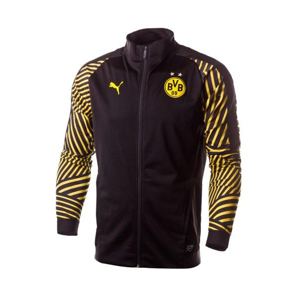 321d4eaa549 Borussia Dortmund 2018-2019 Stadium Jacket Black - Kids · Pumas UNAM  Jackets 2018 2019