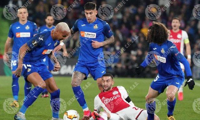 EN VIVO - Getafe vs Sevilla online por LaLiga Santander - España   Getafe vs Sevilla   Getafe vs ...