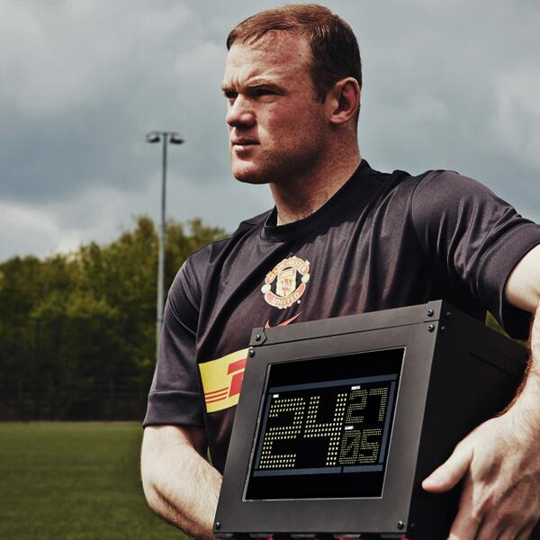 Fútbol Factory Wayne Rooney