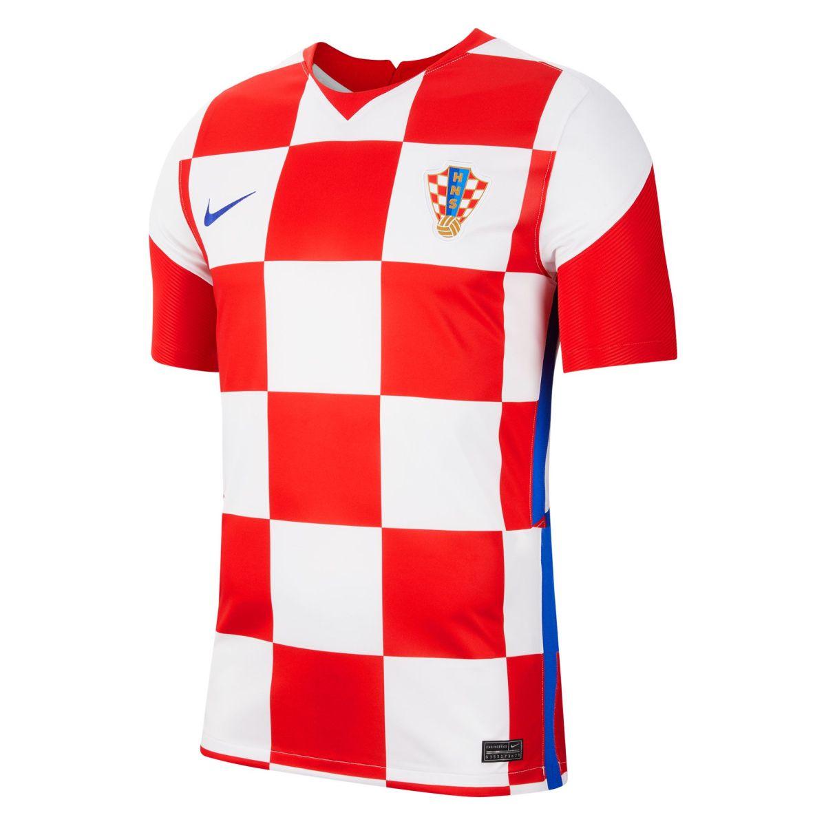 camiseta croacia eurocopa 2021