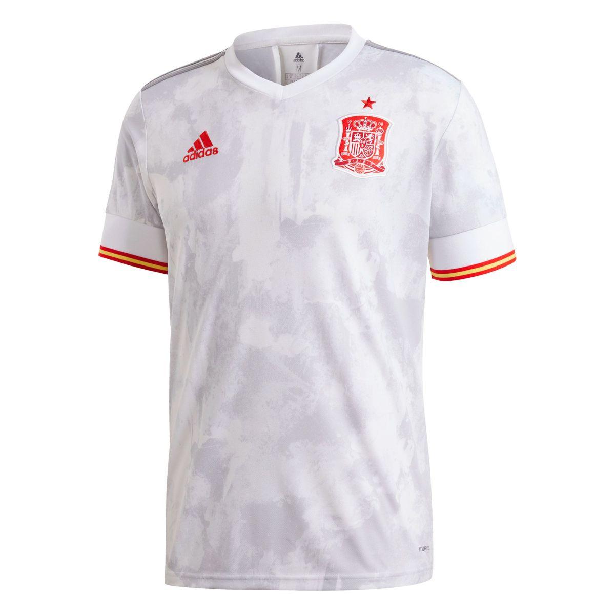 segunda camiseta de espana