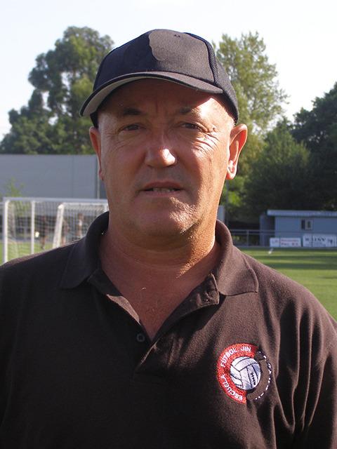 Escuela Fútbol JIN Jose Antonio Novo