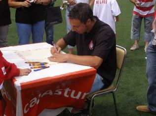 Campus Fútbol Jin Santi Cazorla