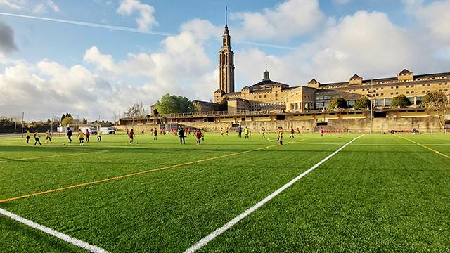 Campus Futbol Jin
