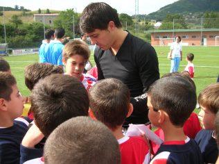 Campus Fútbol Jin David VillaCampus Fútbol Jin David Villa