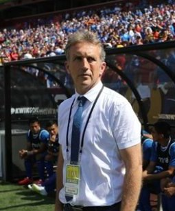 Albert Roca. Entrenador profesional de fútbol