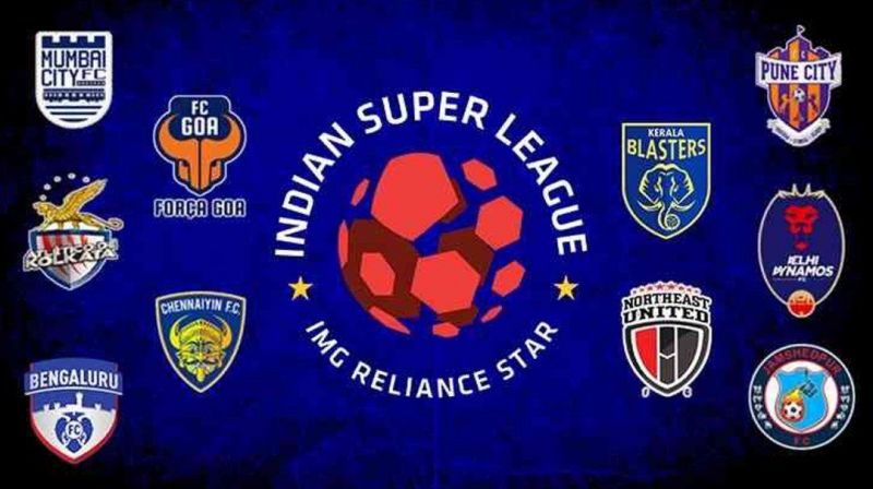 Indian Super League. Competición de fútbol