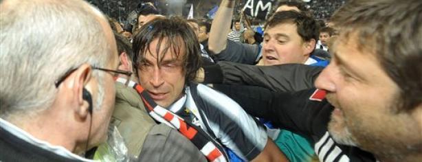Juventus gana la Serie A 2011-2012
