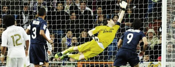 Gol de Cazorla al Real Madrid