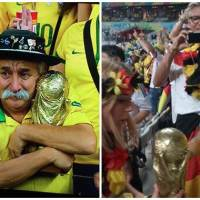 El hincha brasileño que se ganó el respeto del mundo del fútbol. #Brasil2014