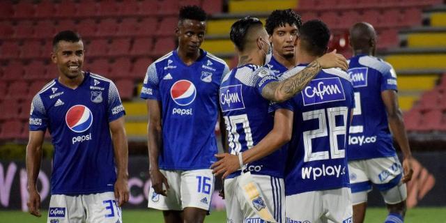 MIllonarios hoy: David Mackalister Silva se recuperó de la lesión y está  listo para las semifinales   Futbol Colombiano   Liga Betplay   Futbolred