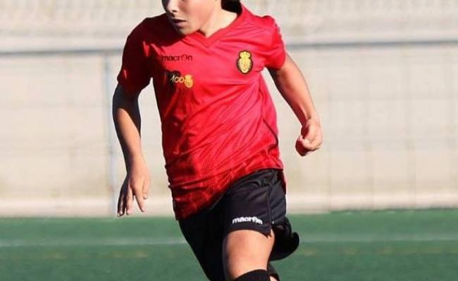 Luka Romero Debuta Con El Infantil A Del Mallorca Futbol