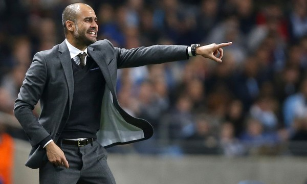 Pep Guardiola, Bayern Munich manager