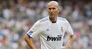 Suspenden la Sancion Para Zinedine Zidane