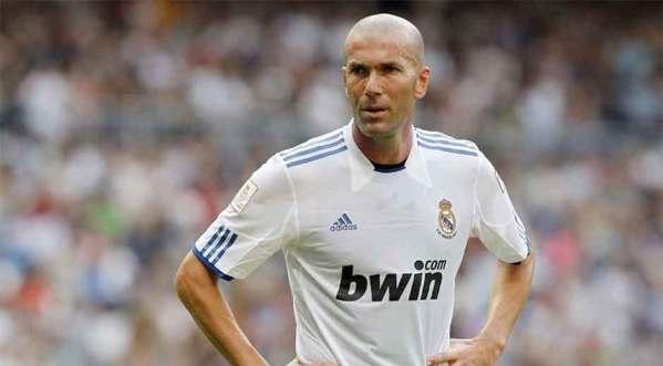 Sancion Para Zinedine Zidane