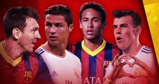 Barcelona se Aleja del Real Madrid