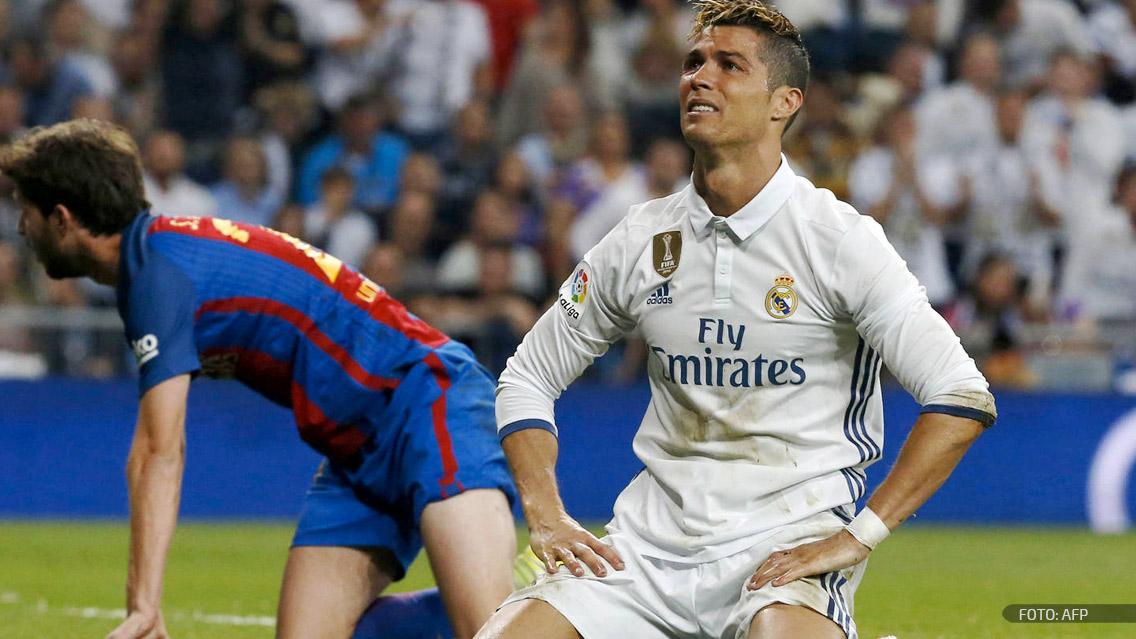 Cristiano Ronaldo noquea al Atlético