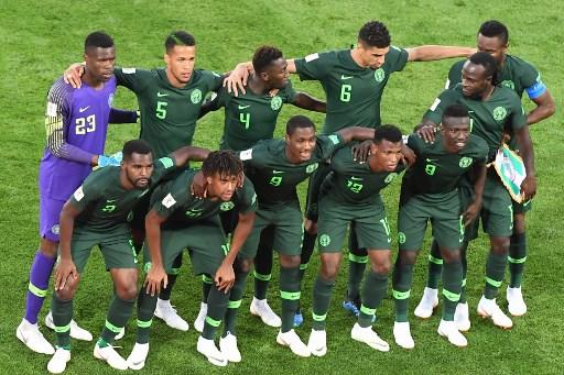 Equipo de Nigeria en el Mundial